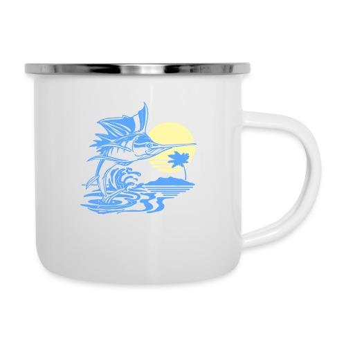 Sailfish - Camper Mug