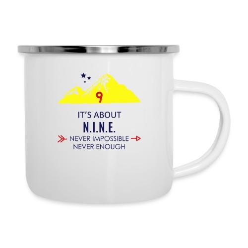 Design Mountain NEW - Camper Mug