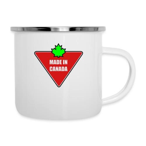 Made in Canada Tire - Camper Mug