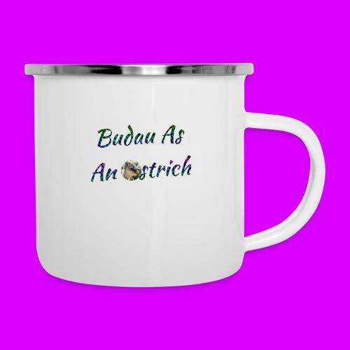 ipod touch ostrich box - Camper Mug