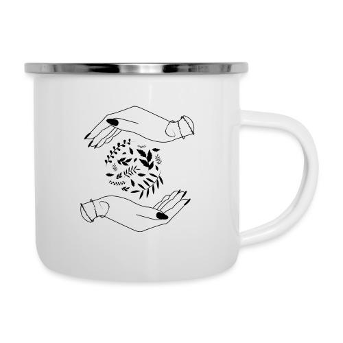 Alternative Living / Van Life / Travel / Hands - Camper Mug
