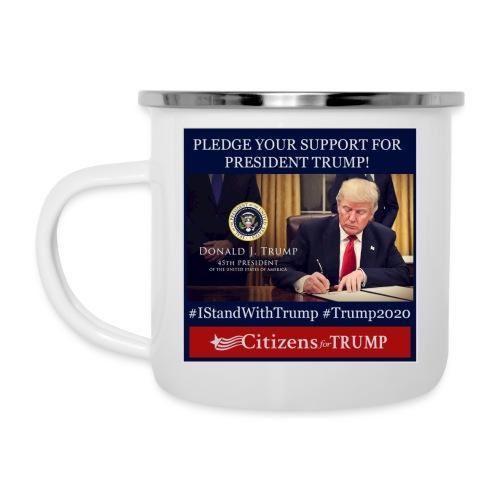 Stand 4Trump - Camper Mug