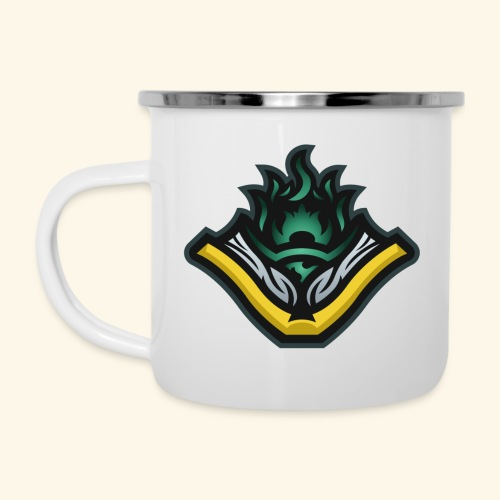 AGG Logo Regular Transparent - Camper Mug