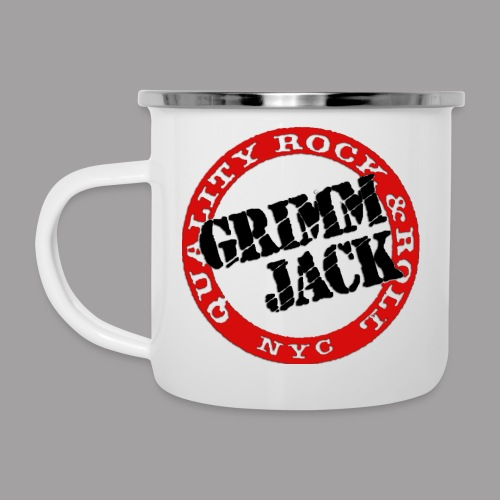 GJ BlackRed - Camper Mug