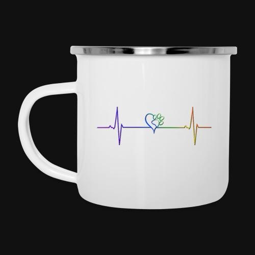 Live & Breathe Dog - Camper Mug