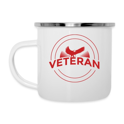 Veteran Soldier Military - Camper Mug