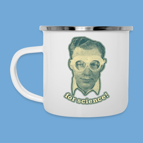 For Science! - Camper Mug