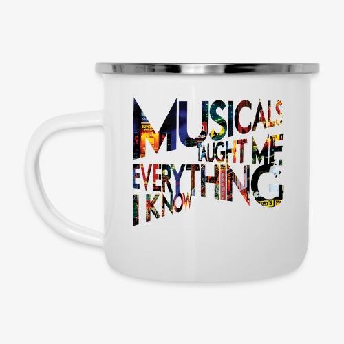 MTMEIK Broadway - Camper Mug