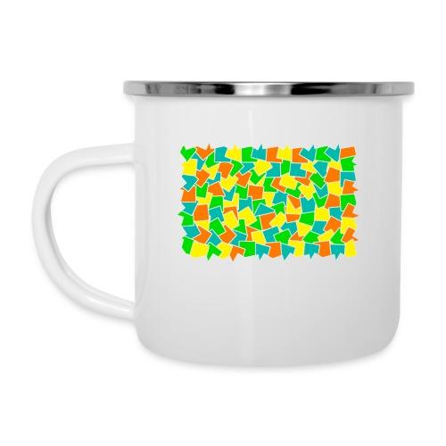 Dynamic movement - Camper Mug
