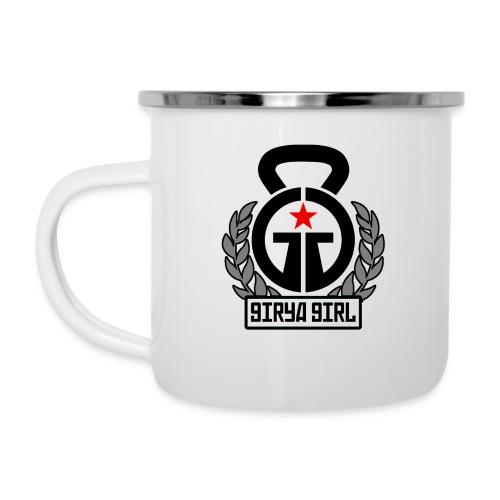 GiryaGirl.com Official Logo - Camper Mug