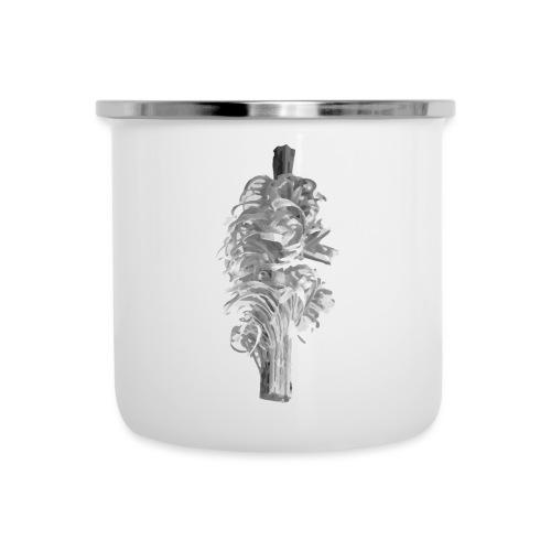 Grey Feather - Camper Mug