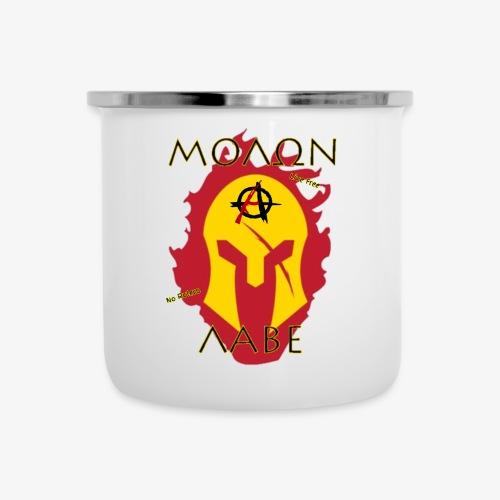 Molon Labe - Anarchist's Edition - Camper Mug