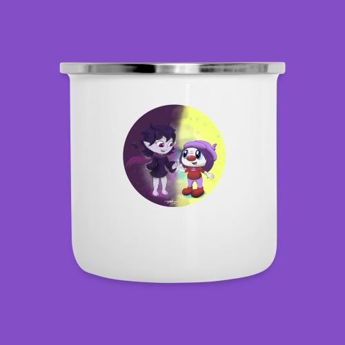 Salem and Mindy - Camper Mug