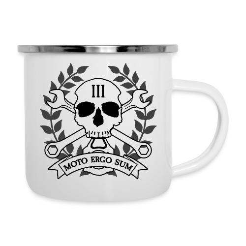 Moto Ergo Sum - Camper Mug