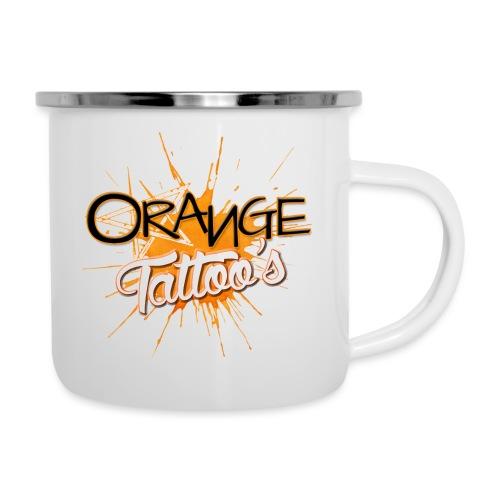 Orange Tattoo's - Camper Mug