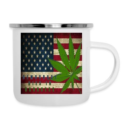Political humor - Camper Mug