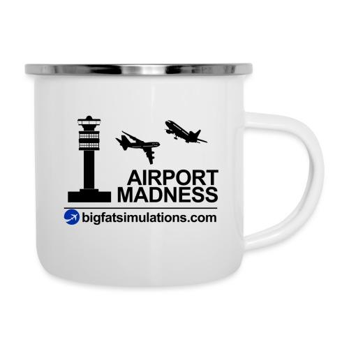 The Official Airport Madness Mug - Camper Mug