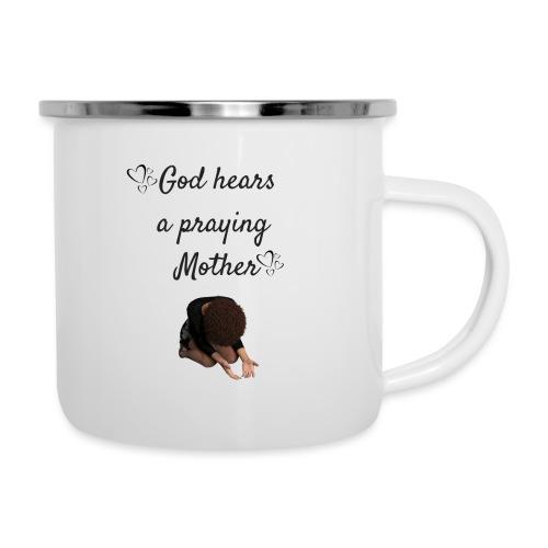 Praying Mother - Camper Mug
