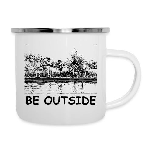 Be Outside - Camper Mug