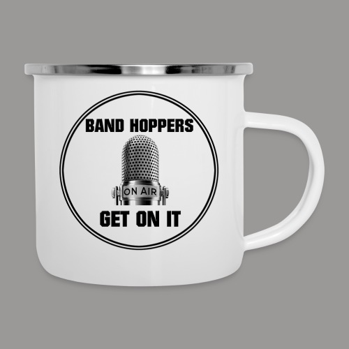 GET ON IT BH - Camper Mug