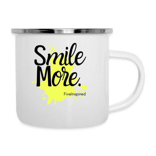 Smile More - Camper Mug