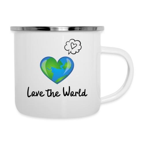 Love the World - Camper Mug