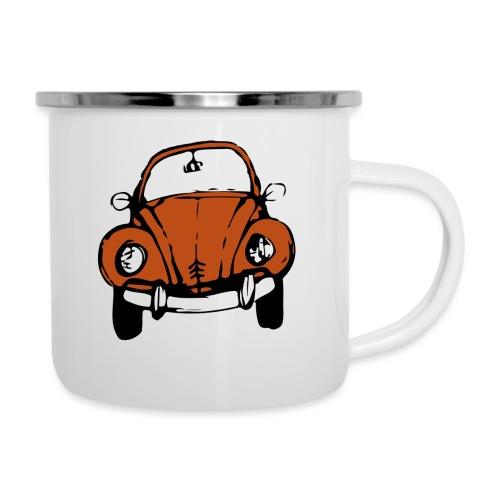 Vintage Car || Old School Bug - Camper Mug