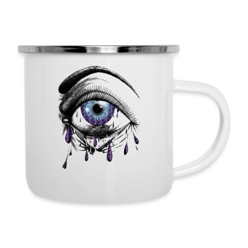 Lightning Tears - Camper Mug