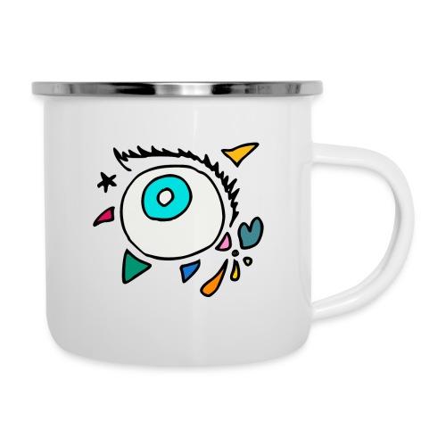 Punkodylate Eye - Camper Mug