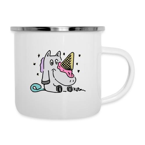 Ice Cream Unicorn - Camper Mug