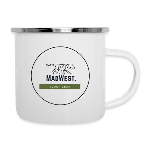 MadWest. Tough Gear - Camper Mug