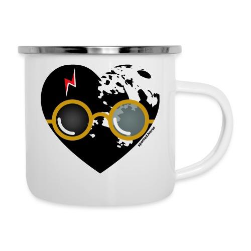 Spotted.Horse - Camper Mug