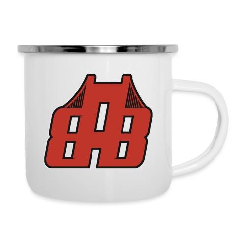 Bay Area Buggs Official Logo - Camper Mug
