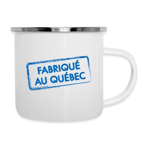 Fabriqué au Québec - Camper Mug
