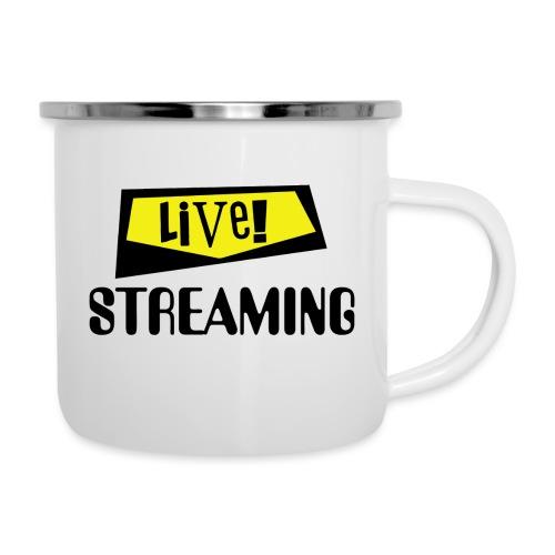 Live Streaming - Camper Mug