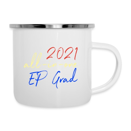 2021 All-in-One EP Grad - Camper Mug