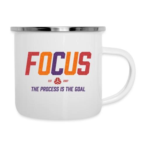 FOCUS - in TechniColor - Camper Mug