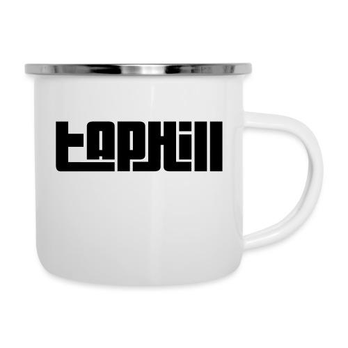 Taphill wordmark - Camper Mug