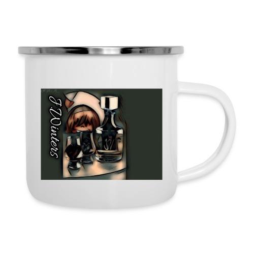 Cold hearted ice line - Camper Mug