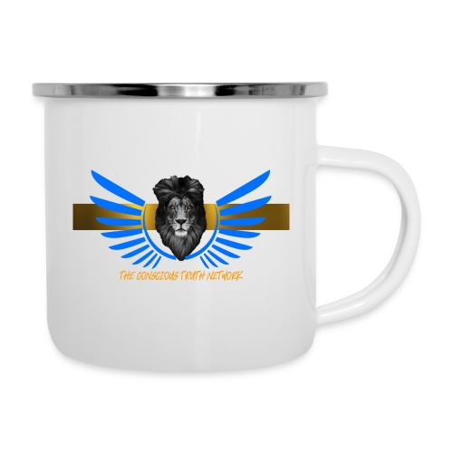 The conscious Truth network png - Camper Mug