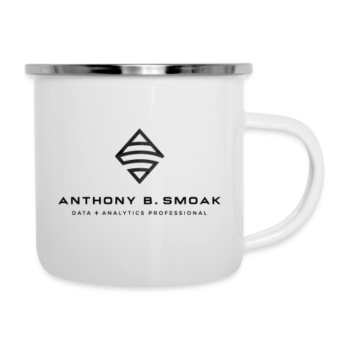 Anthony B. Smoak Onyx Logo with Slogan - Camper Mug