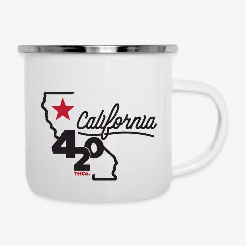 California 420 - Camper Mug
