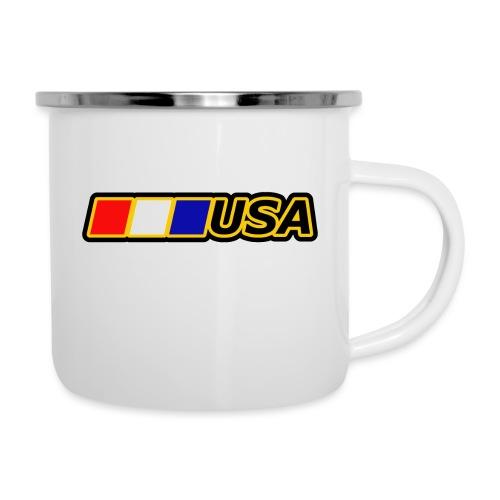 USA - Camper Mug