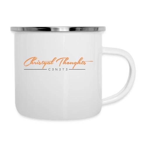Christyal Thoughts C3N3T31 O - Camper Mug