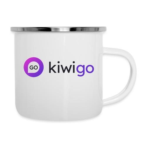 Classic Kiwigo logo - Camper Mug