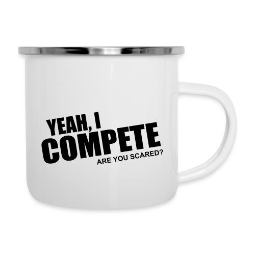 compete - Camper Mug