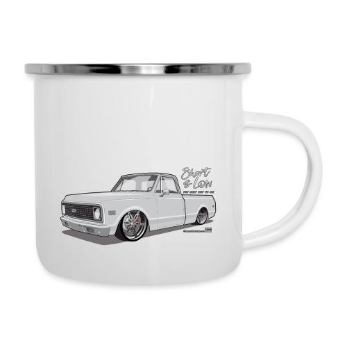 Short & Low C10 - Camper Mug