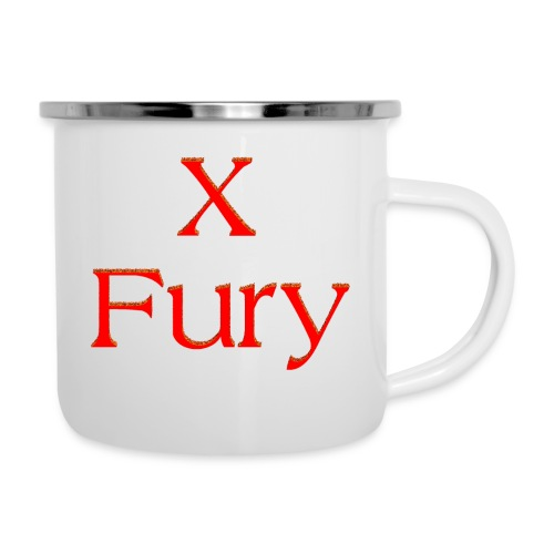 X Fury - Camper Mug