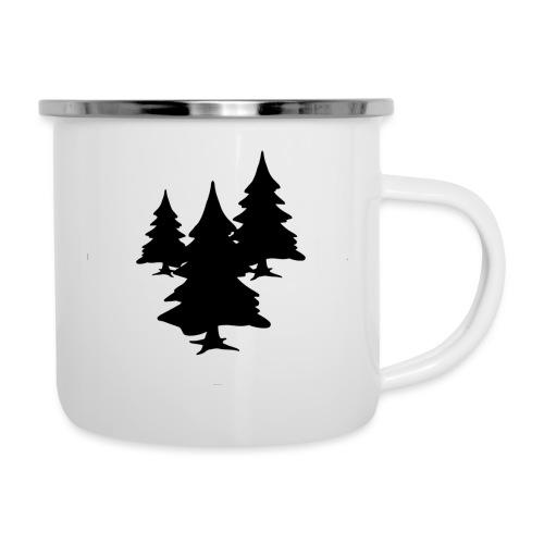Bush Tree - Camper Mug