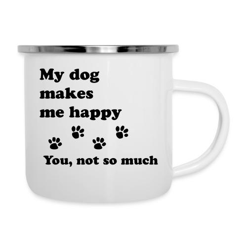 love dog 2 - Camper Mug